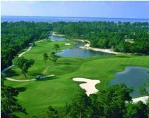 Award winning 27 hole golf course in Gulf Shores Alabama