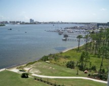 View From Back Bay Condos in Orange Beach AL