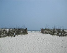 Gulf Shores Beach at Sun Chase Condos