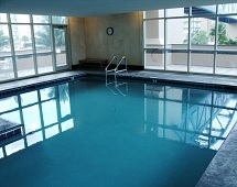 Crystal Tower Gulf Shores Alabama Indoor Pool