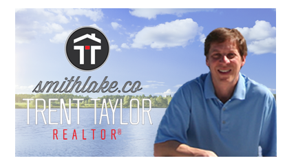 Trent Taylor Smith Lake Realtor