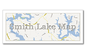 Smith Lake Map