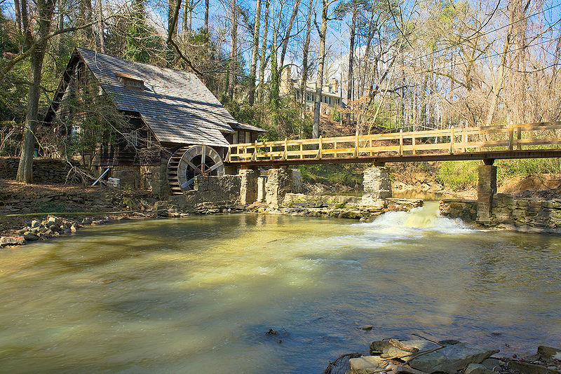Mt Brook Old Mill