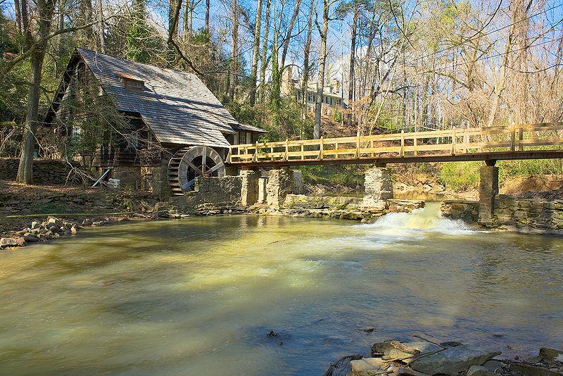 Mt Brook Old Mill