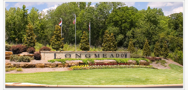 Longmeadow Entrance