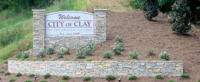 City of Clay