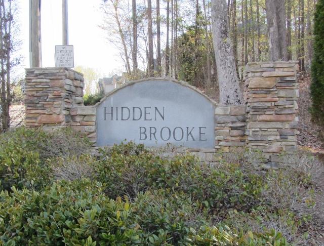 Hidden Brooke